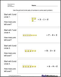 Subtraction Word Problems Worksheets Addition And Problem For Grad ...