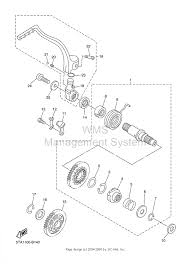 kickstart installation walkthrough yamaha yfz450 forum yfz450 also i printed off an exploded parts diagram for the yz450f starter below this is the same parts as what comes in the kit and is good for reference