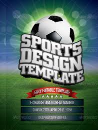 how to make a sports flyer sports flyer template 33 free psd ai vector eps format download