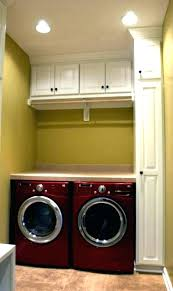 washer and dryer in bedroom closet washer dryer cabinet laundry room designs with and stacked closet washer and dryer in bedroom closet