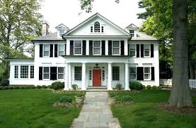 Colonial Design Homes