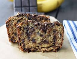 the best ever chocolate chip banana bread moist and delicious banana bread with chocolate chips