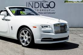 Pre Owned 2017 Rolls Royce Dawn 2d Convertible In Rancho Mirage