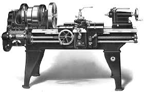 page title typical of the pre ww2 leblond lathes was the 17 heavy duty available in both open belt and geared headstock versions it was almost identical in