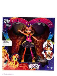 <b>My</b> little pony, Сансет Шиммер. <b>Кукла Hasbro</b> 1948941 в интернет ...