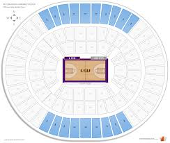 Pete Maravich Assembly Center Lsu Seating Guide
