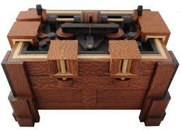 wooden lock box design designs