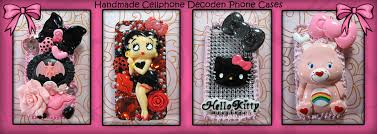 tutorial diy decoden phone cases with resin cabochons