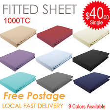 fitted sheet vs flat sheet 1000tc soft egyptian pure cotton fitted sheet no flat sheet or