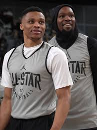 Kevin Durant Quotes Classy Kevin Durant On Relationship With Russell Westbrook 'It's All Love'