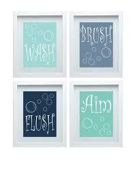 kids bathroom wall decor. Pretentious Design Ideas Kids Bathroom Wall Decor With Best 25 Kid On Pinterest Half