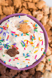 make funfetti dunkaroo dip and you ll be eating the most coveted snack in a