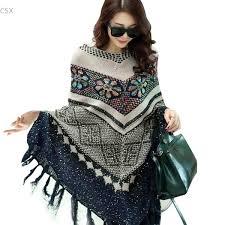 <b>European</b> Women <b>Pullover</b> Knitwear Geometrical Pattern <b>Sweater</b> ...