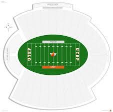 Sun Bowl Stadium Seating Chart Sun Bowl Utep Seating Guide Rateyourseats Com