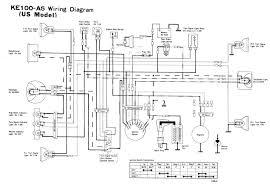 basic wiring diagram for kawasaki drag bike wiring diagram ke100 wiring diagram 96 ke100 wiring diagrams database