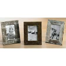 distressed wood picture frames distressed wood frames set of 3 distressed wood picture frames 11x14