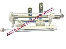 soil testing equipment pocket penetrometer manufacturer from delhi sample extruder