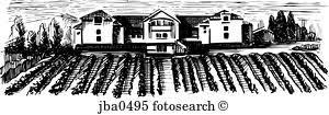 農地 イラストレーション 1000 農地 ストックアート Fotosearch