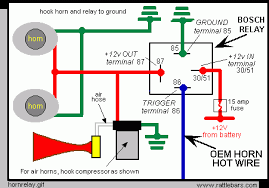 relay wiring diagram 5 pole relay image wiring diagram bosch 12v relay wiring diagram wiring diagram on relay wiring diagram 5 pole