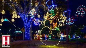 Moody Gardens Festival Of Lights Times Moody Gardens Holiday Of Lights Youtube