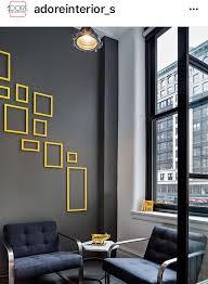 Office wall frames Professional Open Frame Display Yellow Frames openframes yellowframes Pinterest Open Frame Display Yellow Frames openframes yellowframes