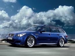 BMW M5 Touring E61 laptimes, specs, performance data - FastestLaps.com