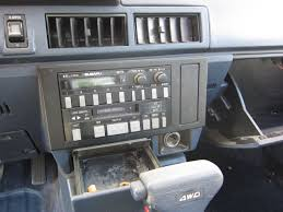 Junkyard Find: 1987 Subaru GL Wagon - The Truth About Cars