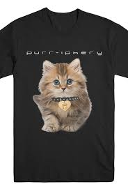 District Lines Size Chart Purr Iphery Tee Black T Shirt Periphery T Shirts