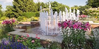 circle garden chicago botanic garden