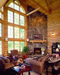 big sky fireplace