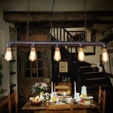 lighting for bars. aliexpresscom buy vintage industrial iron conduit loft pendant lamps american metal pipe restaurant cafe bars lights e275 edison bulbs from lighting for i