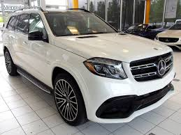 New 2017 Mercedes-Benz GLS AMG® GLS 63 4MATIC SUV in Lindon ...