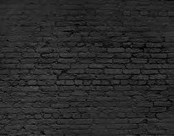 black brick backdrop black brick wall