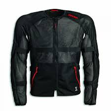 ducati spidi pro net textile jacket