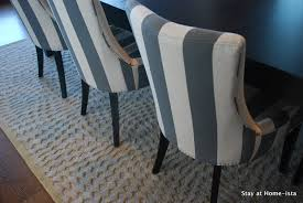 amazing striped dining room chairs pictures image design house