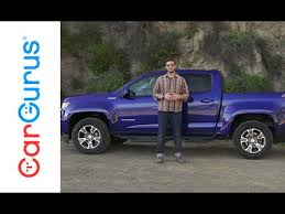 2016 Chevrolet Colorado | CarGurus Test Drive Review - YouTube