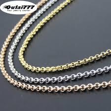 <b>Oulai777</b> stainless steel <b>jewelry men's</b> gold long <b>chain</b> decoration ...