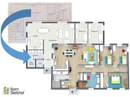 floor plans house plans plan sketch