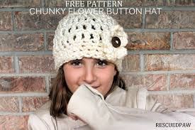 Bulky Yarn Crochet Hat Patterns New How To Crochet A Hat Rescued Paw Designs Crochet