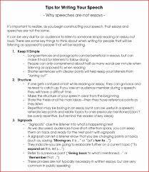 tips for writing your speech jpg tips for writing good speech