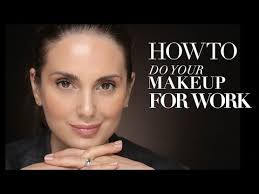 how to do your makeup for work ali andreea