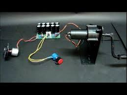homemade generator dynamo charge supercapacitor using a dc hand homemade generator dynamo charge supercapacitor using a dc hand crank