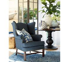 Q: What are your tips for decorating with indigo or another bold color? A:  While some may think a saturation of dark color would be oppressive, ...