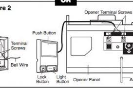 genie garage door safety sensor wiring diagram images garage door garage door opener wiring diagrammechanicwiring harness