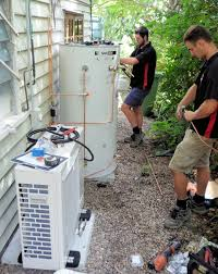 How To Install A Heat Pump Split System Heat Pump Water Heaters Greenbuildingadvisorcom