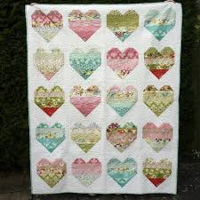 Image result for crazy heart quilt pattern | baby clothes quilt ... & Image result for crazy heart quilt pattern Adamdwight.com