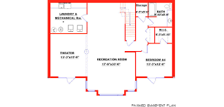 walkout basement plans ranch with homes house a graceful walk out 16