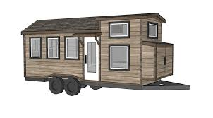 after getting so much hehehe no pun intended there about creating a tiny house without a bathroom i promised you a modified version with full