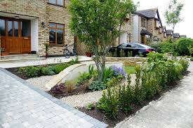 Small Picture The Appealing of Small Front Garden Designs in Front of a House