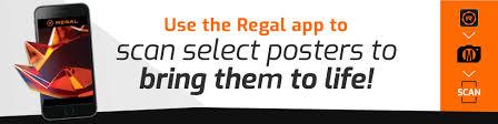 the regal mobile app